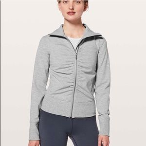 Lululemon Gather Up Jacket size 6